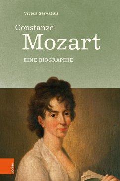 Constanze Mozart (eBook, PDF) - Servatius, Viveca