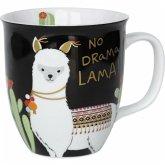 """Tasse """"No Drama Lama"""""""