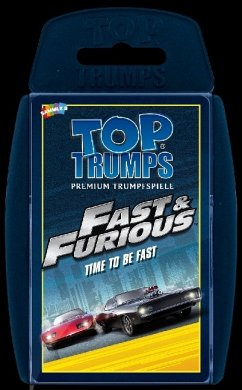 Top Trumps Fast & Furious (Spiel)