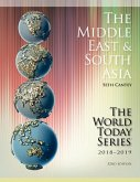 The Middle East and South Asia 2018-2019 (eBook, ePUB)