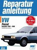 VW Passat Baujahre 1981-1986; . (Mängelexemplar)