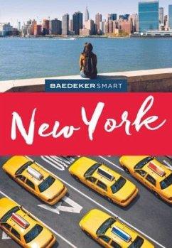 Baedeker SMART Reiseführer New York - Mangin, Daniel; Hartmann, Oliver; McGrath, Lauren