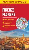 MARCO POLO Cityplan Florenz 1:12 000; Florence. Firenze