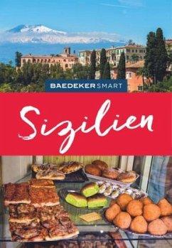 Baedeker SMART Reiseführer Sizilien - Peter, Peter;Roy, Sally
