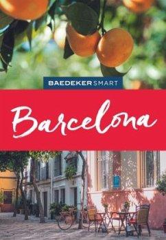 Baedeker SMART Reiseführer Barcelona - Benson, Andrew; Massmann, Dorothea