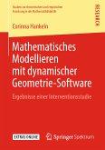 Mathematisches Modellieren mit dynamischer Geometrie-Software (eBook, PDF)