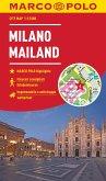 Marco Polo Citymap Mailand / Milan / Milano