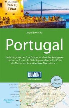 DuMont Reise-Handbuch Reiseführer Portugal - Strohmaier, Jürgen