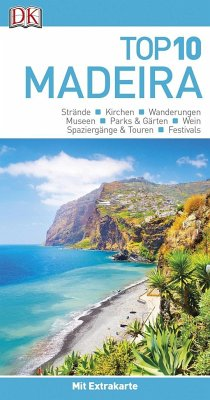Top 10 Reiseführer Madeira
