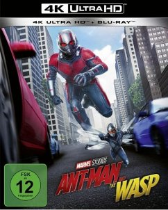 Ant-Man and the Wasp - 2 Disc Bluray