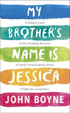 My Brothers Name is Jessica