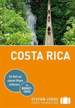 Stefan Loose Reiseführer Costa Rica - Reichardt, Julia