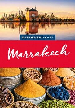 Baedeker SMART Reiseführer Marrakech - Brunswig-Ibrahim, Muriel;Egginton, Jane;Franquet, Sylvie