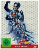 Ant-Man and the Wasp (Blu-ray 3D + Blu-ray, Steelbook)