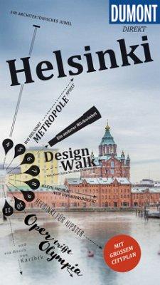 DuMont direkt Reiseführer Helsinki - Quack, Ulrich;Rixen, Judith
