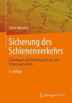 Sicherung des Schienenverkehrs (eBook, PDF) - Maschek, Ulrich