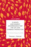 Climate and Energy Governance for the UK Low Carbon Transition (eBook, PDF)