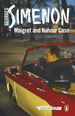 Maigret and the Nahour Case (eBook, ePUB) - Simenon, Georges