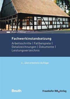Fachwerkinstandsetzung (eBook, PDF) - Hähnel, Ekkehart