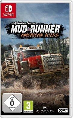 MudRunner - American Wilds Edition (Nintendo Switch)
