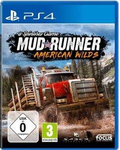 MudRunner American Wilds Edition (PlayStation 4)