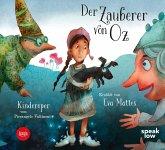 Der Zauberer von Oz, 1 Audio-CD