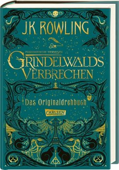 Grindelwalds Verbrechen / Phantastische Tierwesen Bd.2 - Rowling, J. K.
