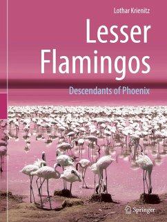 Lesser Flamingos - Krienitz, Lothar