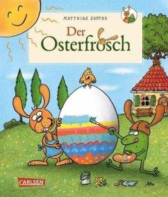 Nulli und Priesemut: Der Osterfrosch - Sodtke, Matthias
