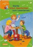 Starke Schul-Geschichten zum Lesenlernen / Lesemaus zum Lesenlernen Sammelbd.40