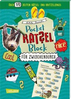 Pocket-Rätsel-Block: Für zwischendurch - Busch, Nikki