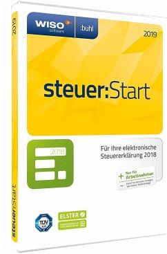WISO steuer.Start 2019 CD-ROM (für Steuerjahr 2018)