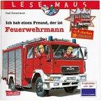LESEMAUS: Sonderausgabe Ich hab einen Freund, der ist Feuerwehrmann