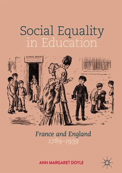 Social Equality in Education (eBook, PDF) - Doyle, Ann Margaret