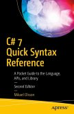 C# 7 Quick Syntax Reference (eBook, PDF)