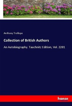 Collection of British Authors - Trollope, Anthony