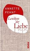 Lexikon der Liebe (Mängelexemplar)