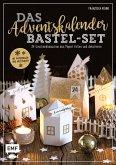Das Adventskalender Bastel-Set - Mit Papierbogen und Anleitungen (Mängelexemplar)