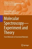 Molecular Spectroscopy - Experiment and Theory