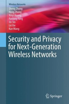 Security and Privacy for Next-Generation Wirele...