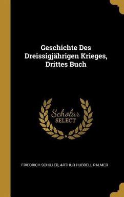 Geschichte Des Dreissigjährigen Krieges, Drittes Buch