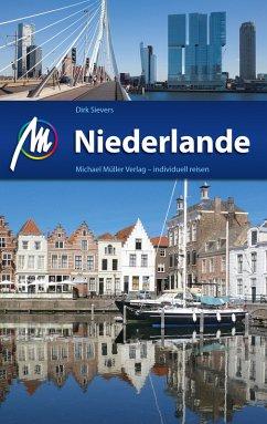 Niederlande Reiseführer Michael Müller Verlag (eBook, ePUB) - Sievers, Dirk
