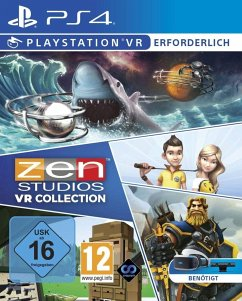 Zen Studios Ultimate VR Collection (PlayStation 4)
