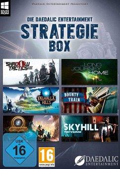 Daedalic Entertainment - Strategie Box
