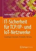 IT-Sicherheit für TCP/IP- und IoT-Netzwerke (eBook, PDF)