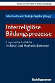 Interreligiöse Bildungsprozesse (eBook, PDF)