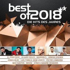 Best Of 2018-Die Hits Des Jahres - Diverse