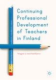 Continuing Professional Development of Teachers in Finland (eBook, PDF)