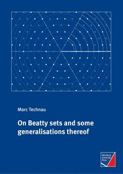 On Beatty sets and some generalisations thereof - Technau, Marc