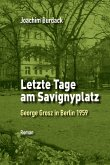 Letzte Tage am Savignyplatz (eBook, ePUB)